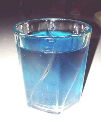 Drink blue Cold