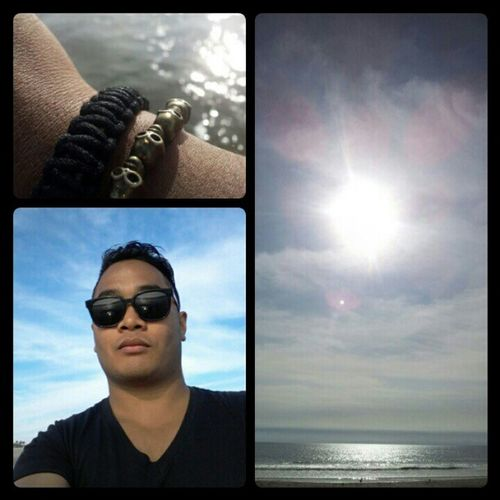 Same shit, different day. Beach Armcandy Sunlight