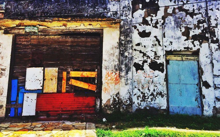 Abandono Mexico City Tampico