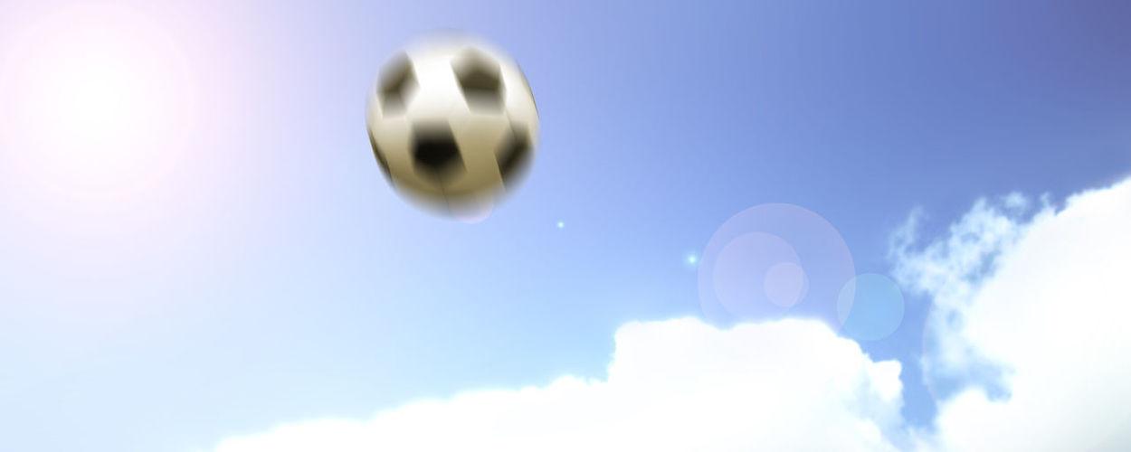 Sky Ball Blue