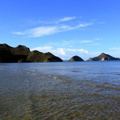 Seaside in Thailand - Khao Sam Roi Yot