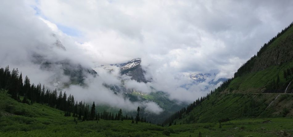 Mountain Glacier National Park Montana First Eyeem Photo