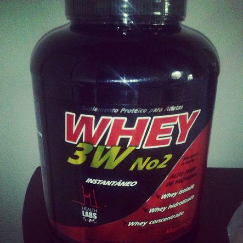 Olha o que chegou o/ Whey Protein No2 Forte metA rs