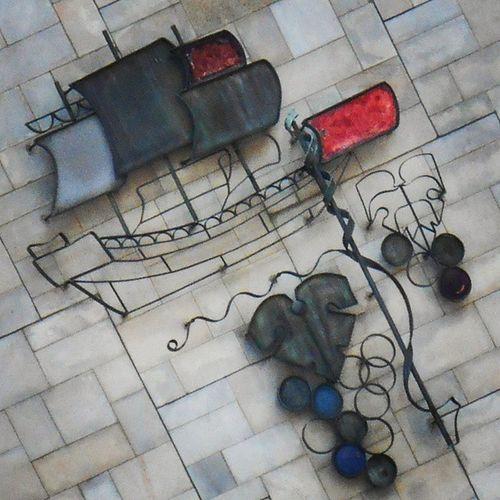 Trade Boat Wine