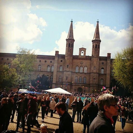 1. Mai, Myfest  Myfest2015