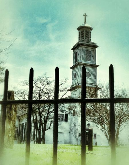 """Give me liberty, or give me death!"" - Patrick Henry St. John's Church Richmond, VA Patriots  Church Hill Colonial America"