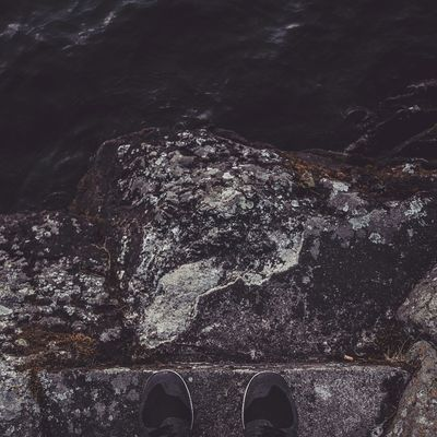 Stairway to the darkness. Goexplore Visualsoflife The Great Outdoors - 2015 EyeEm Awards Socality Finland Tampere Nike