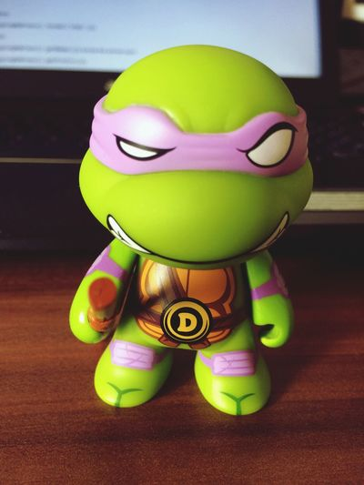 Got a little Donatello with my LootCrate! Teenage Mutant Ninja Turtles  Fuck Yeah