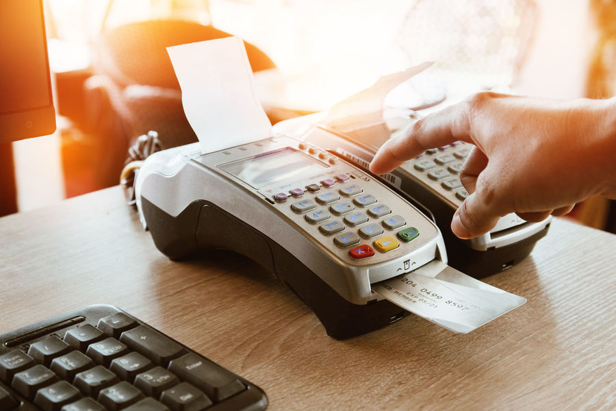 credit card machine,payment product service Banking Budget Business Buying Calculating Calculator Cash Register Communication Computer Keyboard Consumerism Credit Card Currency Customer  Finance Financial Figures Home Interior Human Body Part Human Hand Indoors  Keypad Machinery Real People Retail  Table Technology