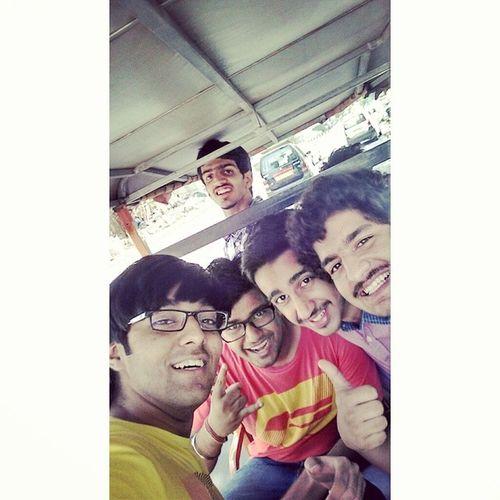 Rickshawselfie Selfie Rickshaw ride to qutab.