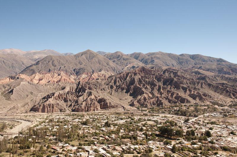 Tilcara - Jujuy - Argentina Argentina Arid Climate Jujuy Landscape Mountain Mountain Range Nature Tilcara