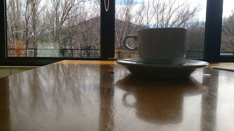 A cup of coffer