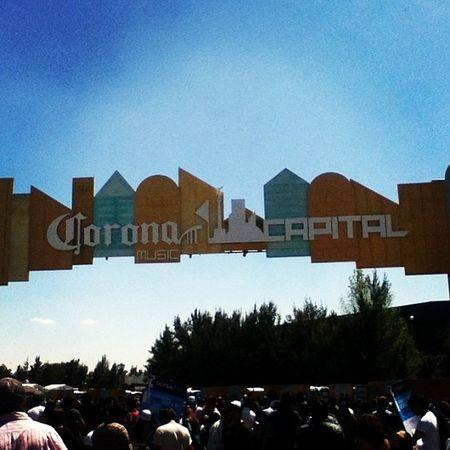 Corona capital 2013 Cc13 Coronacapital