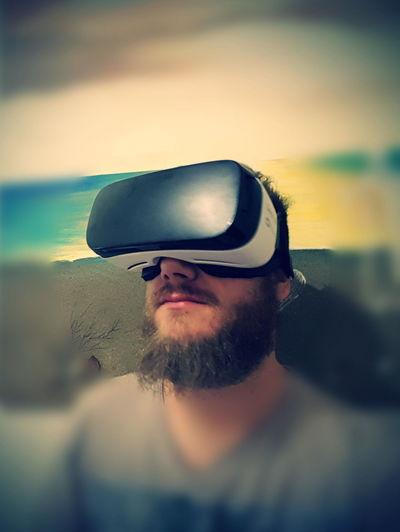 Virtual Reality Samsung Galaxy S7 Edge Gear VR