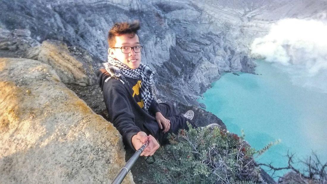 This is selfie! Self Portrait Selfie Landscape Traveling