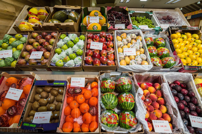 Perspective Streetphotography Light And Shadow Variation Food And Drink Food Choice Retail  Market Stall For Sale Market Freshness Abundance Price Tag Large Group Of Objects Multi Colored Healthy Eating Fruit No People Business Store Consumerism Day