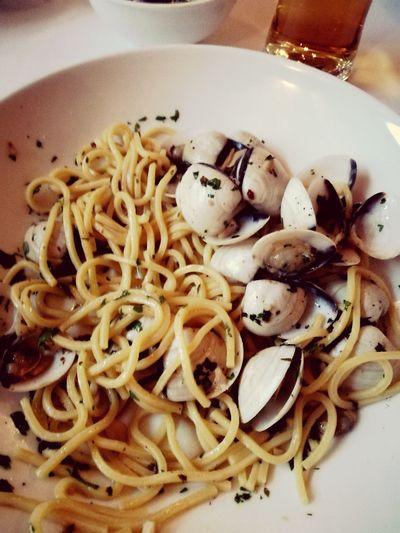 Food Pasta Freshness Italian Food Ready-to-eat Vongole Vongole Pasta Vongole Bianco