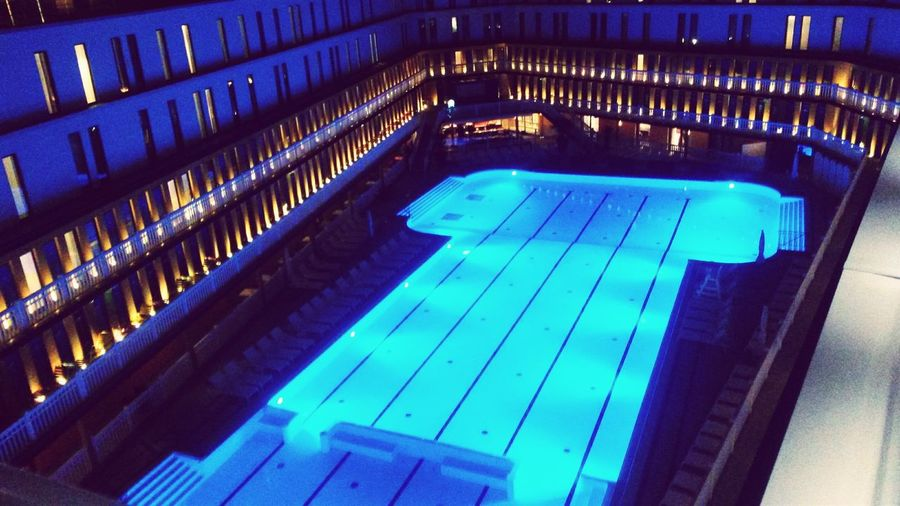 Piscine 💦 MOLITOR Paris ❤ Enjoying Life Swimming Pool Oklm👌