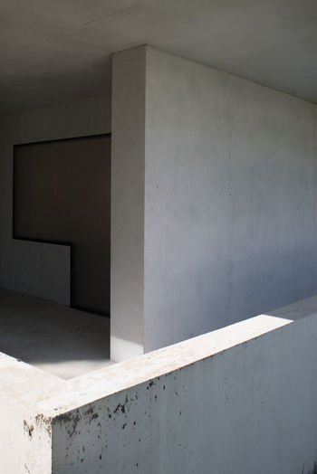 View of building wall