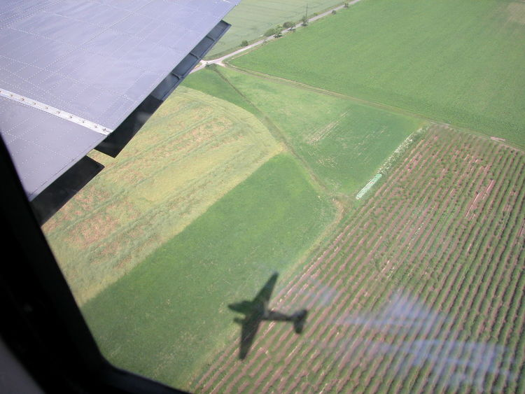 Aerial View Agriculture Day DC 3 Farm Field Landscape No People Outdoors Patchwork Landscape Shadow