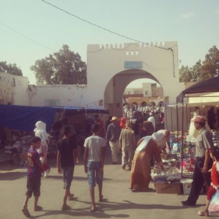Jour de Marche ' Douz Tunisie Tunisia