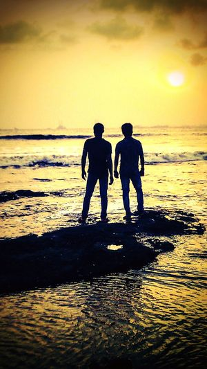 Friends beyond Sea Depth