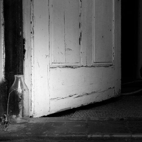 Milkman Blackandwhite Streetphoto_bw Urban