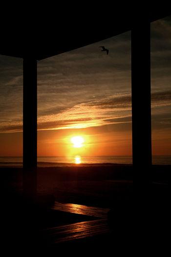Photorv Sunset Portugal Ovar Furadouro