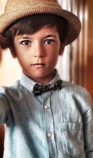 Children Hat Portre First Eyeem Photo