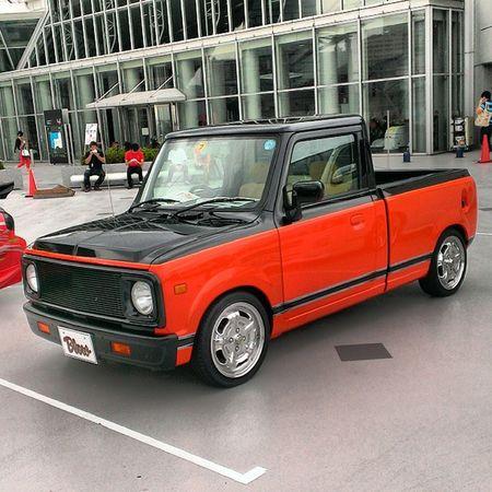 Ooedo free jamm 2013 Suzuki Lapin
