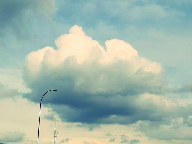 Cloud - Sky Sky City Outdoors No People Day