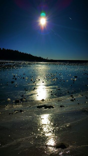 France Franchecomte Doubs Metabief Sky Water Reflection Nature Beauty In Nature Scenics No People Tranquil Scene Tranquility Outdoors Day ıce Iceland_collection Icecold Ice Crystals Lakeview Ice Lake Dritphoto