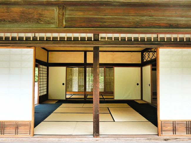 Hi! Hello World Taking Photos Day No People Architecture Old House Holiday Destination Cultures History TOWNSCAPE Check This Out Outdoors Enjoying Life Japan Photography Built Structure Japan 香川 高松 栗林公園