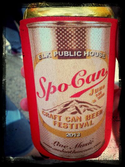 Craft Canned Beer Festival At The Elk!