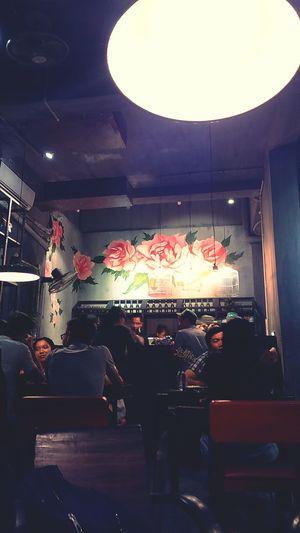 Congcofffe Coffee Talking Photo