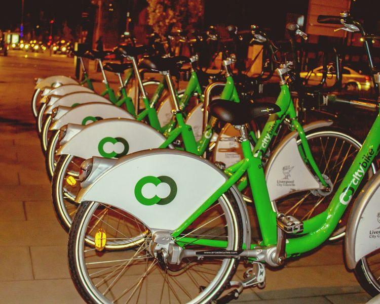 Citybike Nightimephotography Amateurphotography
