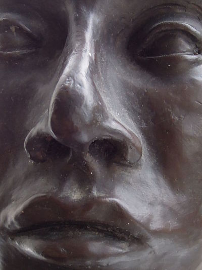 Sculpture Head Sculpture Portrait Of A Woman