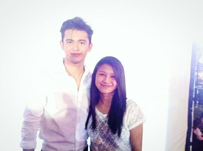 With James Reid😍❤😘