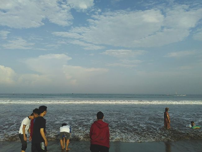Pangandaran Beach xiaomi camera