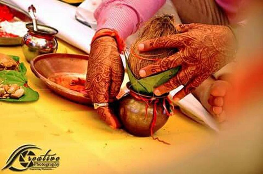Indian Wedding Spiritual Feeling Love Captured Moment 😚
