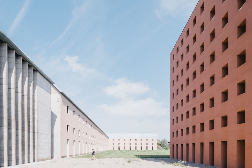 Cemetery Aldo Rossi Architect Architecture Italy The Architect - 2018 EyeEm Awards
