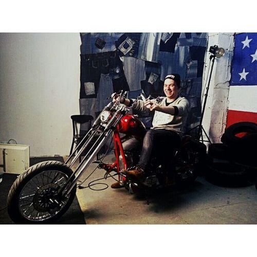 Me Bike Fun Photoshoot photography view picoftheday lastnight iphoneonly instalike instafollow