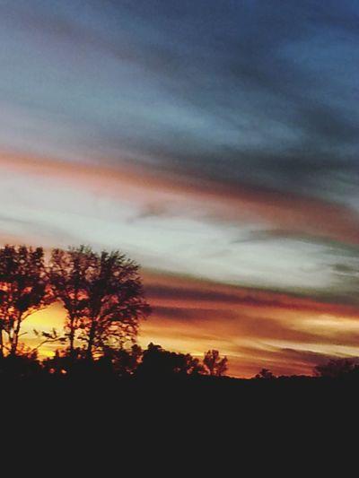 Beauiful sunset