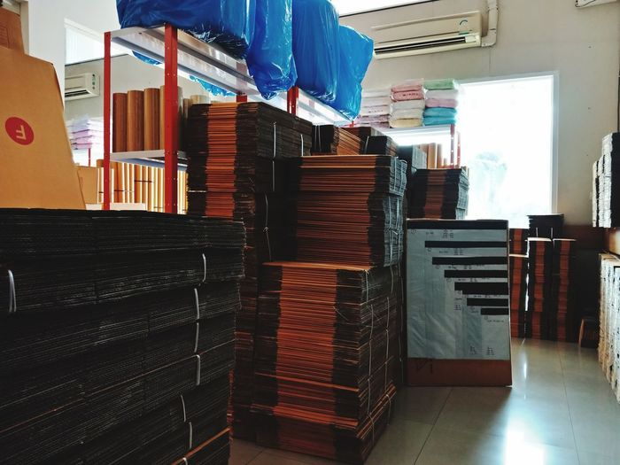 in the cardboard store Cardboard Box Cardboard Cardboard Boxes Cardboard Cutout Cardboardsign Packing Postbox EyeEm Selects Box Tape Box Design Box Store PPE Pp Bag Business Finance And Industry Bookshelf Architecture Shop For Sale Display Window Display Market Stall Price Tag Shelves Retail Display