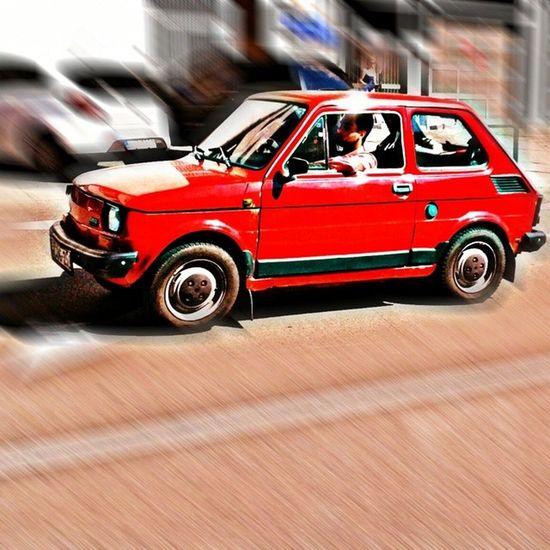 """""""A te világod annyi mit beleraksz, okod nincs pánikra"""" óbudacity Oldschool Fiat126 PunnanyMassif"""