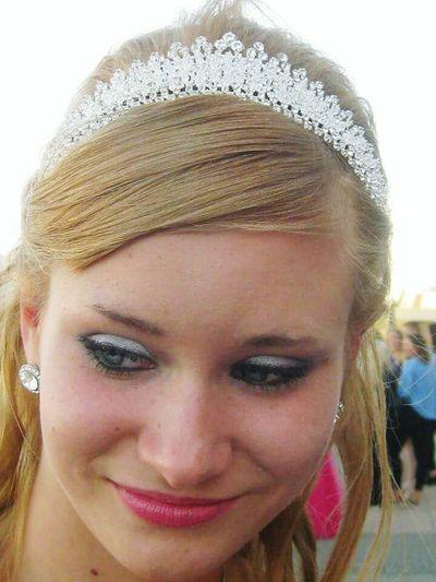 Prom Night Family❤ Daughters My Daughter Prom Dress TIERA Jewellery