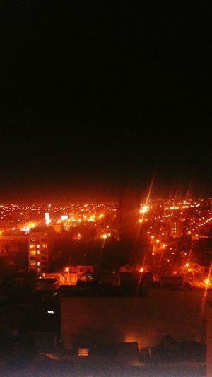 Creative Light And Shadow Lanus City Lights Buenosaires Argentina