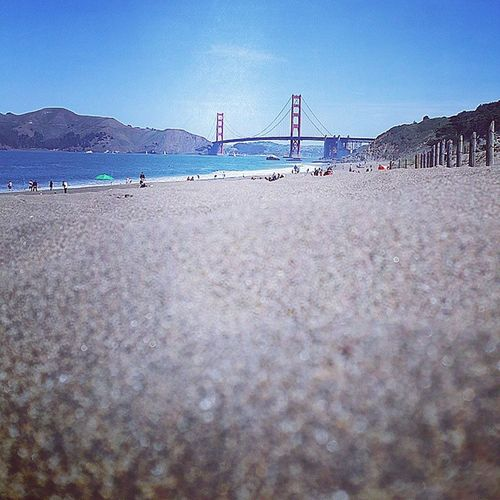 ชอบมุมนี้ @Golden Gate Bridge - San Francisco Travel Relax Relaxation Getaway