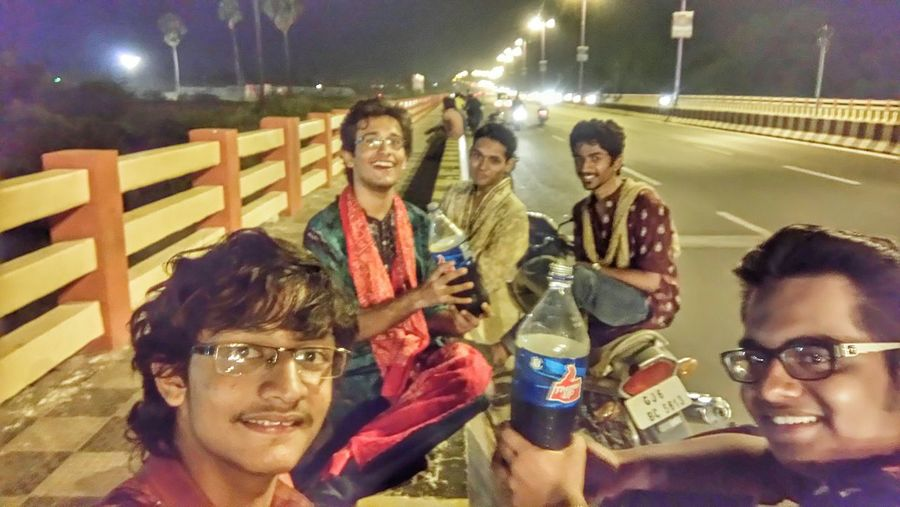 Festive Season Capture The Moment Fun With Brothers Navratri2k15 Taking Photos That's Me Relaxing Enjoying Life AfterParty🍻🌃 Enjoying Life