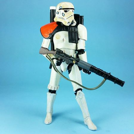 Starwars Black Series Sandtrooper